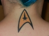 Meine Star Trek Tattoos