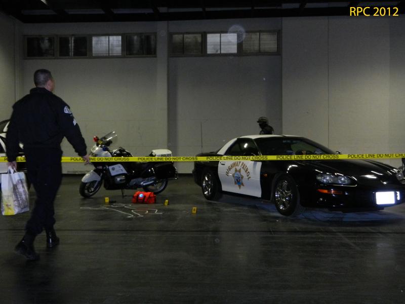 Crime Szene LAPD