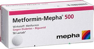 metformin-mepha